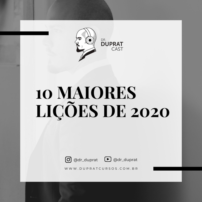 As 10 maiores lições 2020 #137