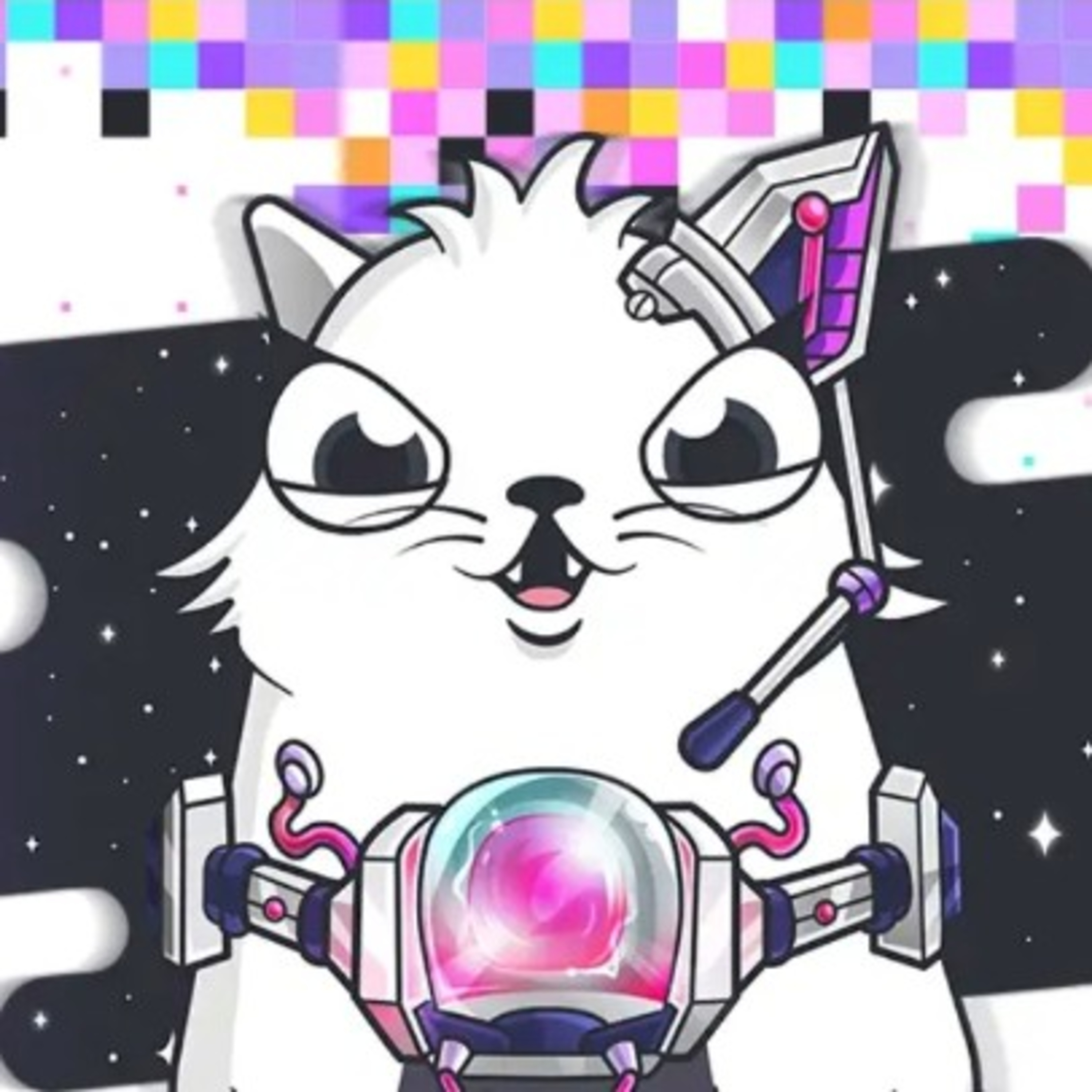 BCGW #44:  CryptoKitties' new robotic traits, the Dapper wallet & Cheeze Wizards!?