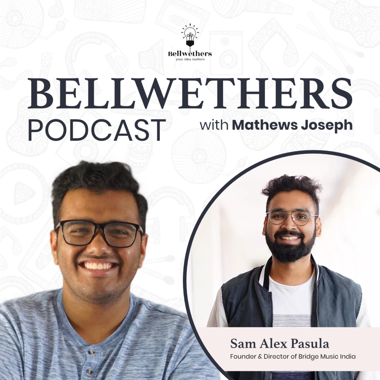 Sam Alex Pasula, Founder & Director of Bridge Music India