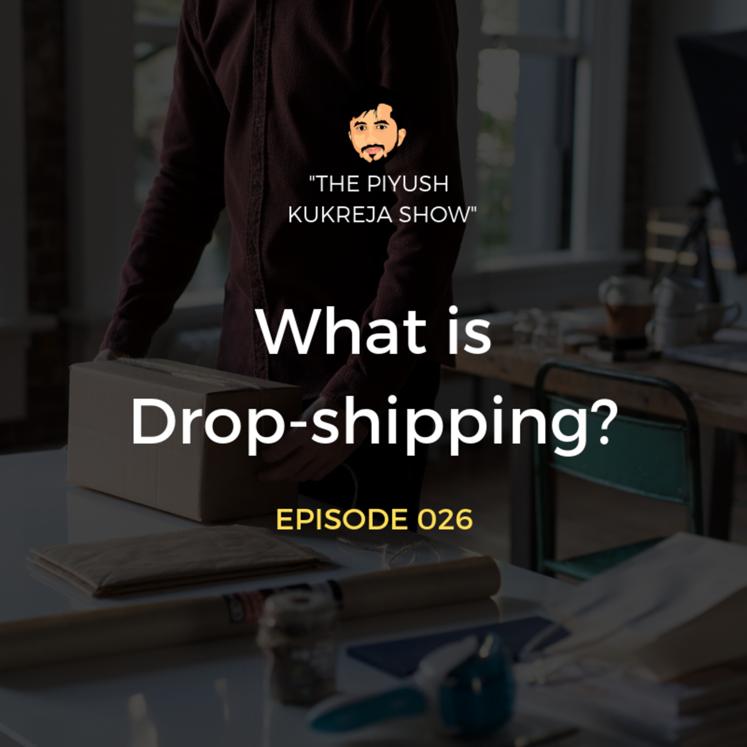what is Dropshipping? (Purely for Beginners) #E026