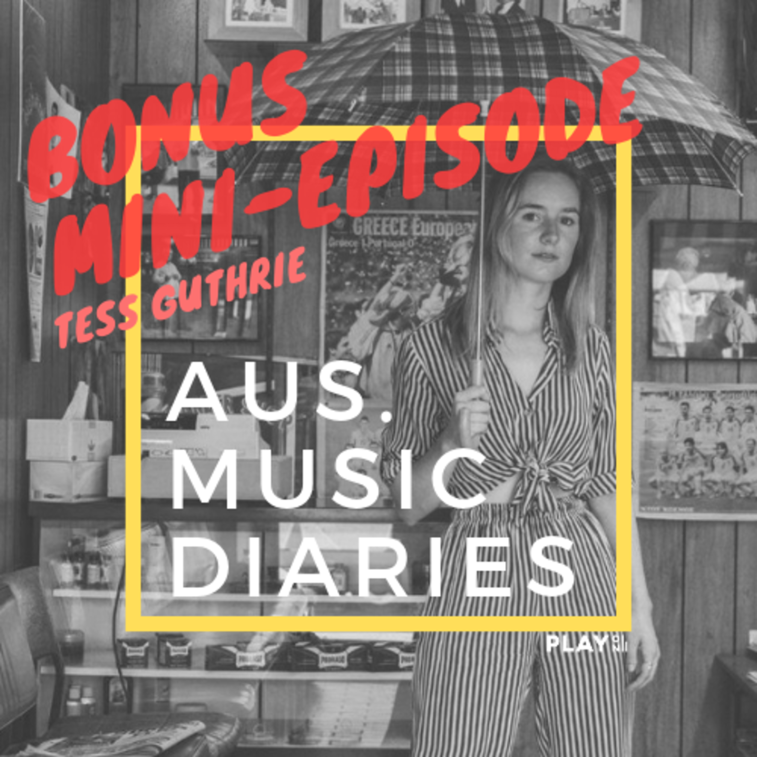 Bonus Guest Episode: Tess Guthrie gets all supportive for Georgie Currie