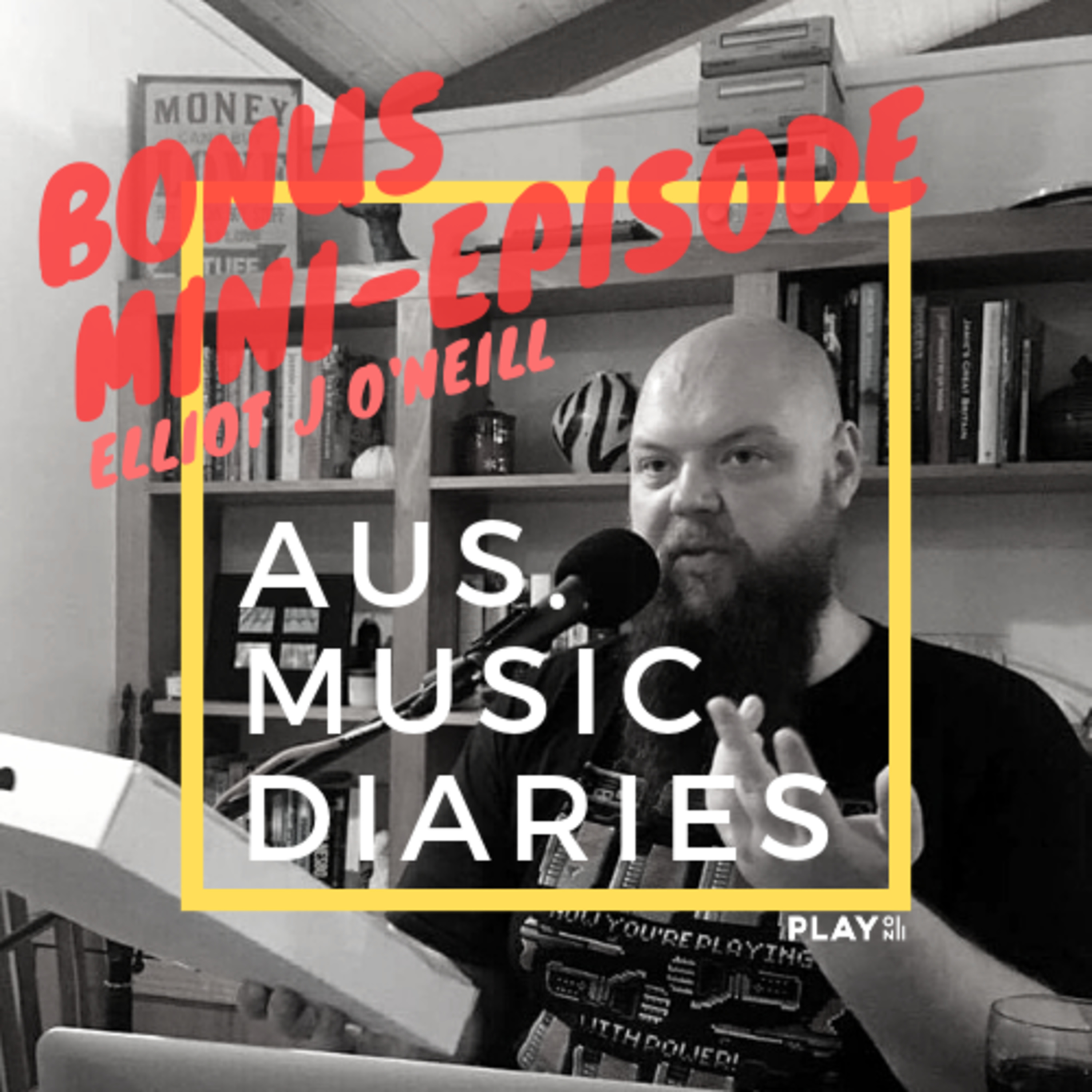 Bonus Guest Episode: Elliot J O'Neill of The Simpsons Index goes punk with Amyl and The Sniffers