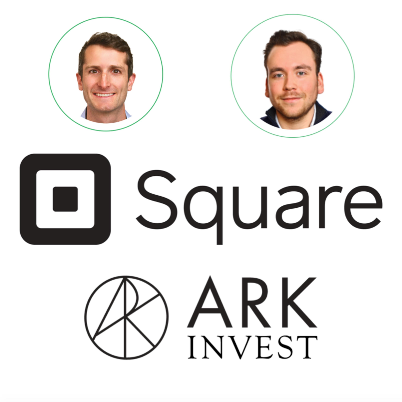 Longterm Square & Cash App Bullcase w/ ARK Invest