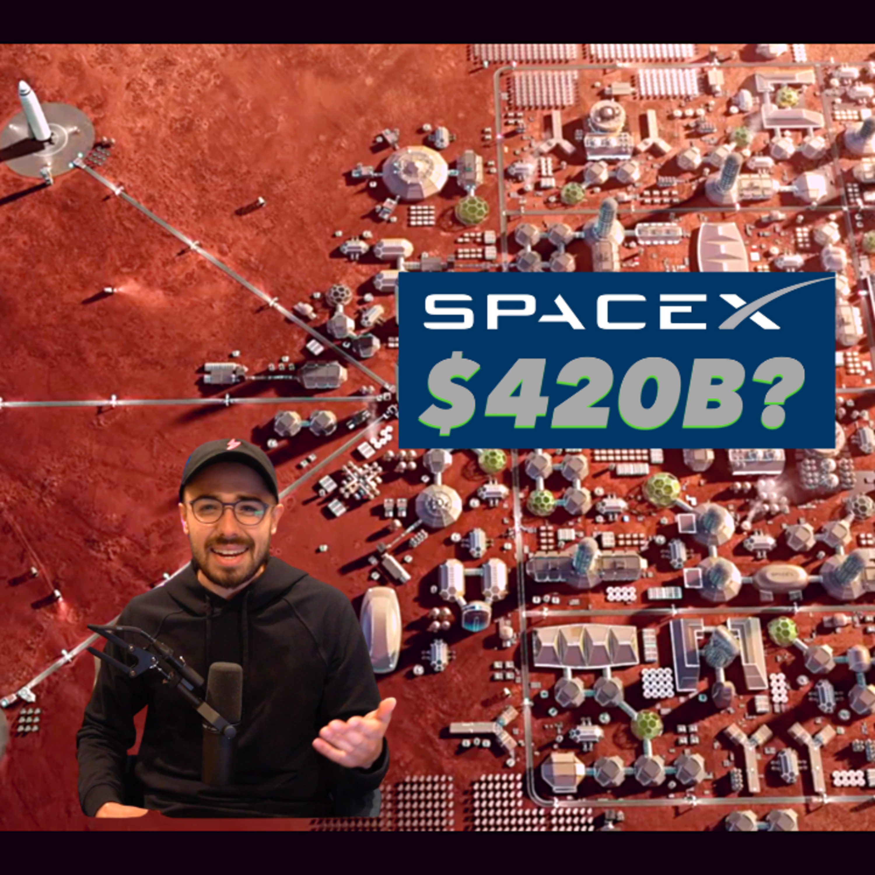 How much would SpaceX be worth if it did an IPO? 🚀