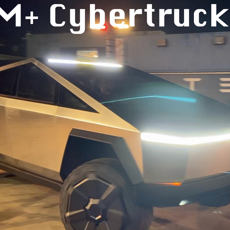 Cybertruck has 1M+ Preorders: RIP Ford F-150 Lightning