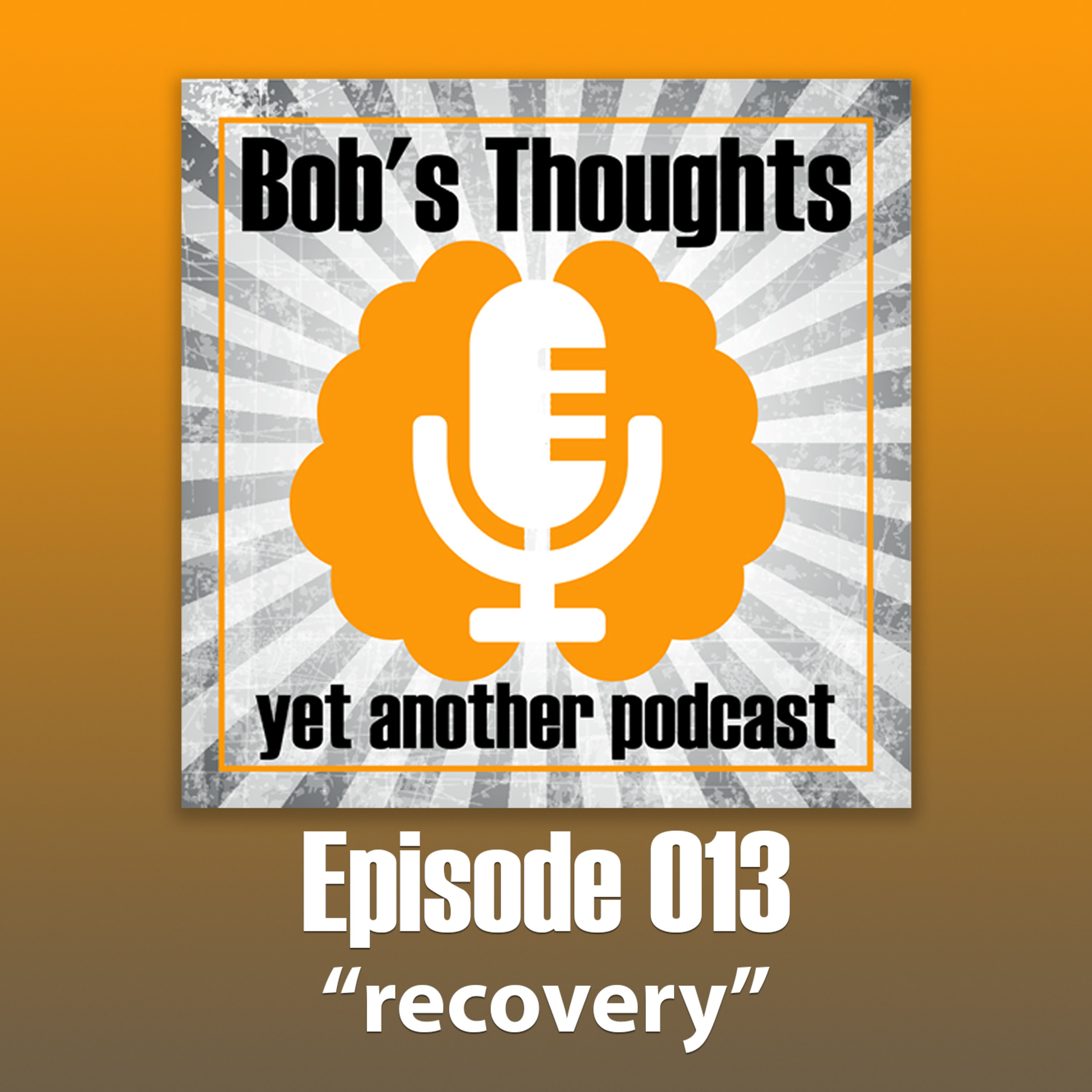 Ep. 013 - recovery