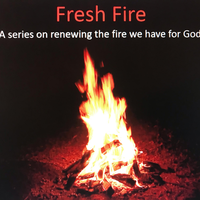 Fresh Fire: Hungering After Prayer