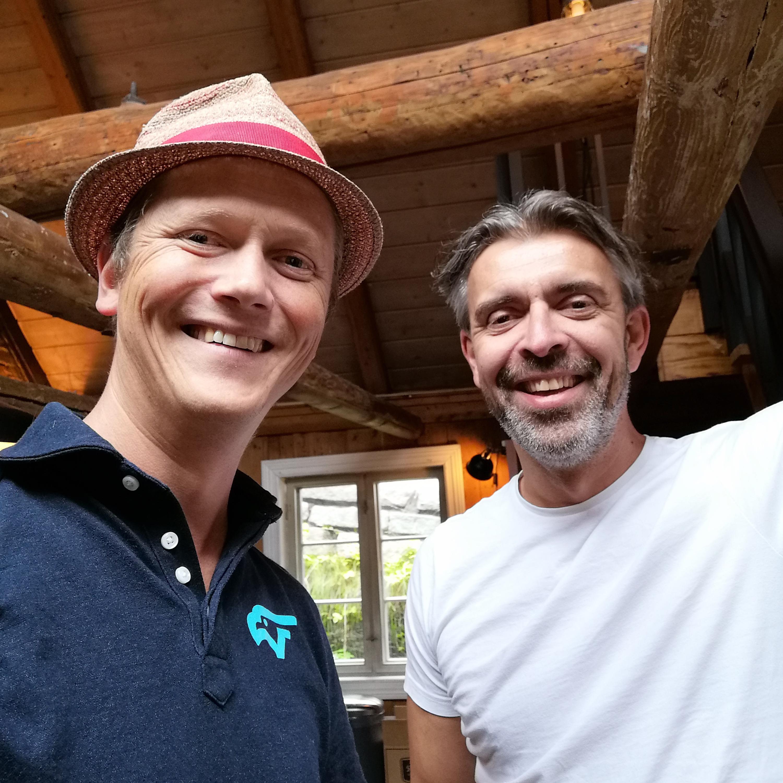 En kaffe med Eirik Norman Hansen - om hvordan vi konsumerer innhold i fremtiden