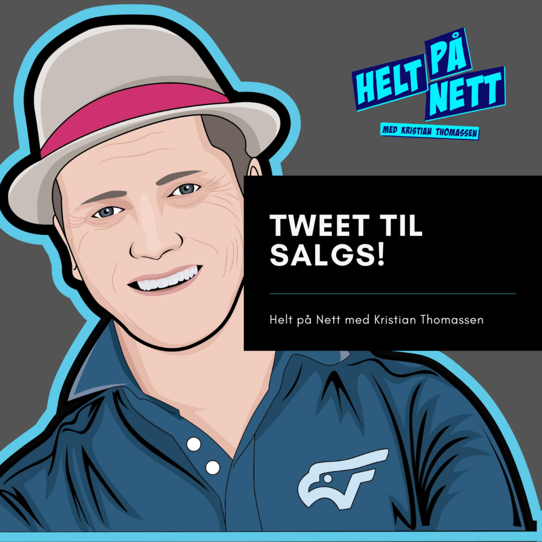 Tweet til salgs!