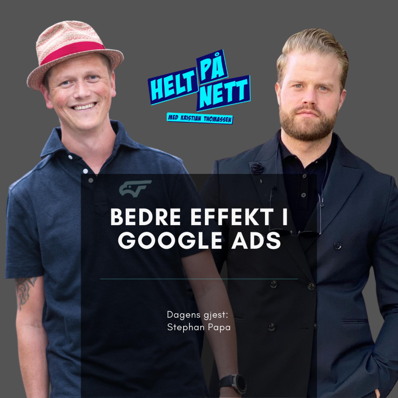 Stephans tips for bedre Google Ads