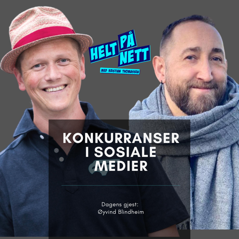 Besøk av Øyvind Blindheim - en prat om konkurranser i sosiale medier