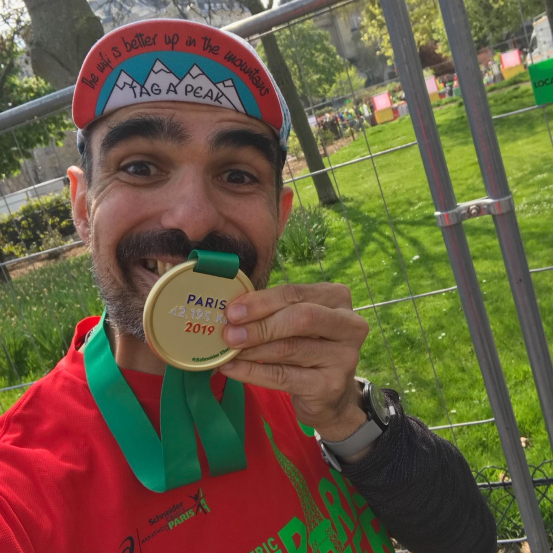 Marathon de Paris : mon bilan