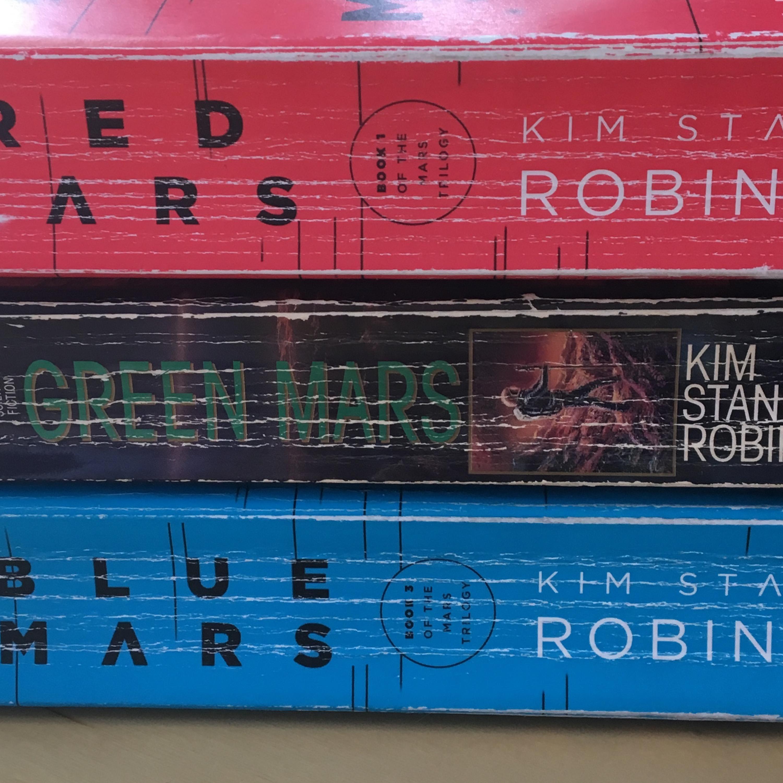 "Blue Mars, Part 14: ""Phoenix Lake,"" Endings, Children, and Horizons on Mars, on Mars, on Mars, on Mars, on Mars"