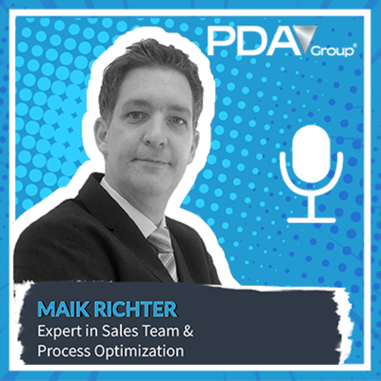 Expert Talk Sales: Qualification with Maik Richter