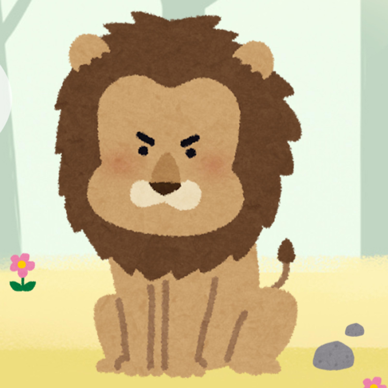 《獅子與報恩的老鼠》、《熊和兩個旅人》伊索寓言-006