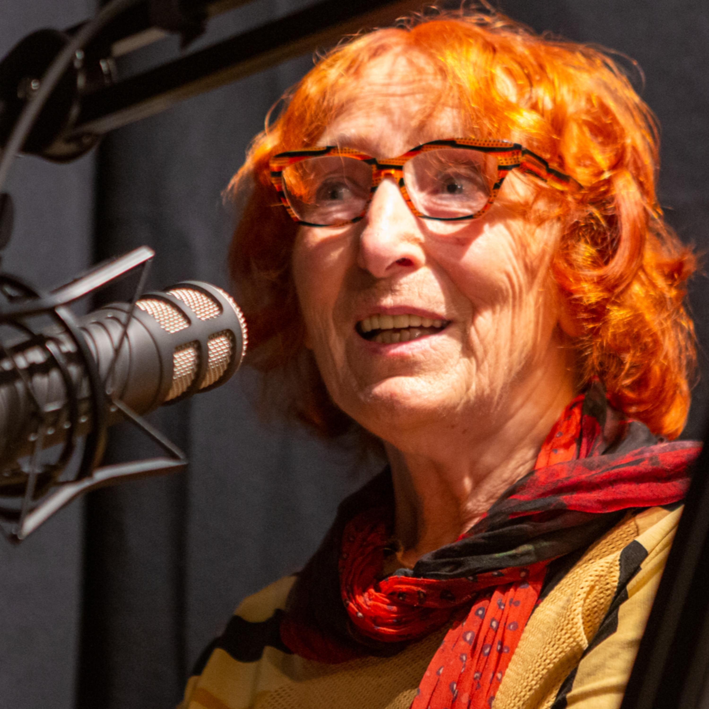 Maria Anna Weber (1964), Mitarbeiterin und Partnerin des Künstlers Bruno Weber (1931 bis 2011) #KulturDietikon