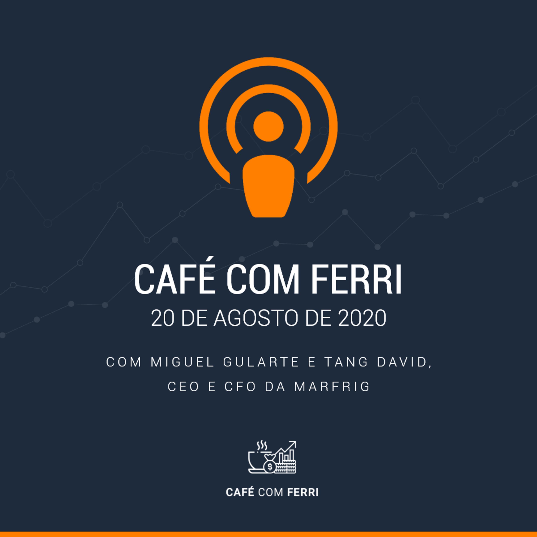 Ferri Entrevista #4 - CEO e CFO da Marfrig