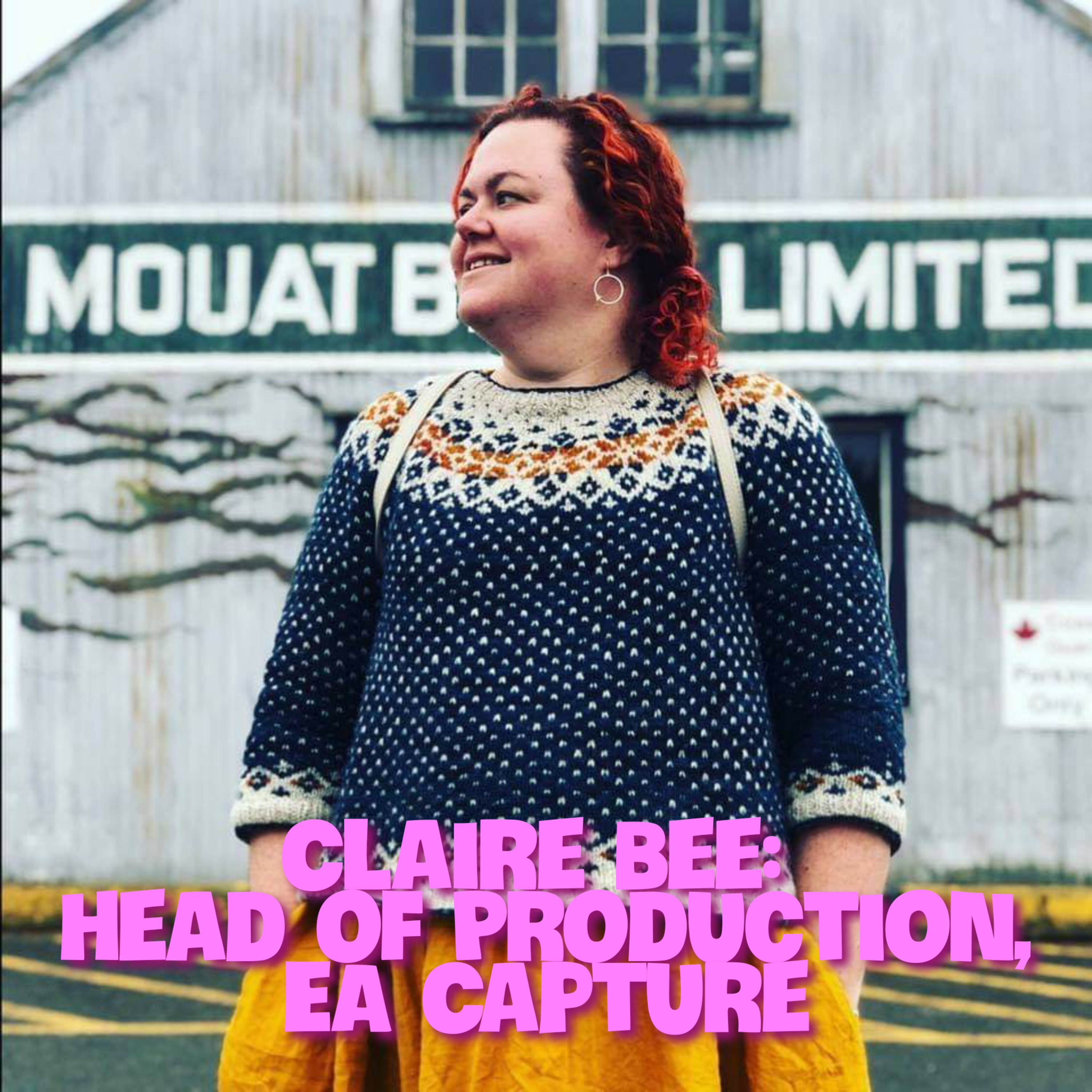 Head of Production - Claire Bee