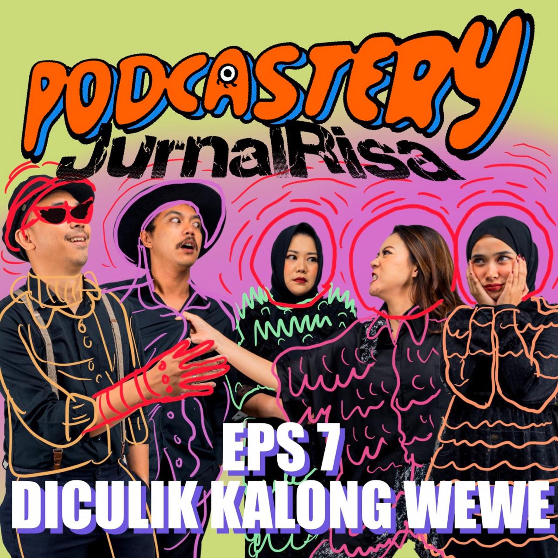 #7 Diculik Kalong Wewe