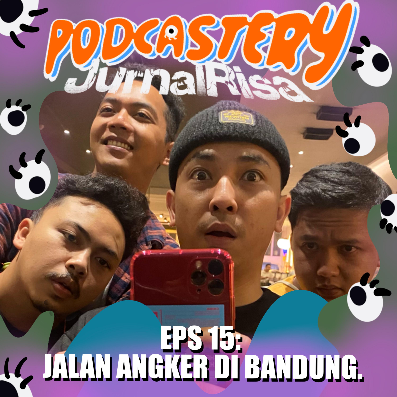 #15 Jalan Angker Di Bandung