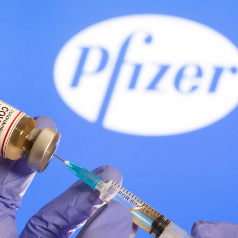 Pfizer: queda na infecção após vacina e teste em crianças e grávidas