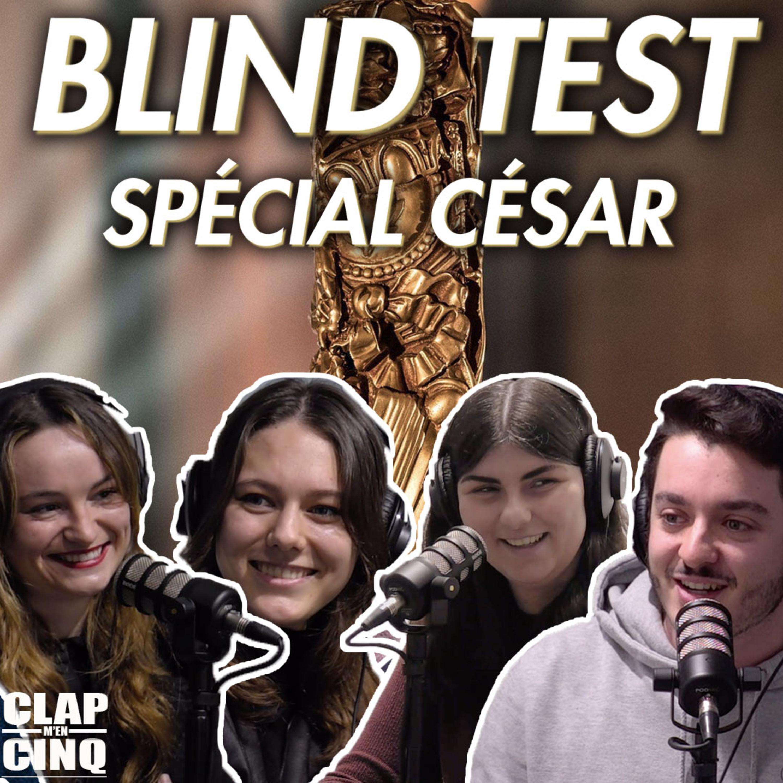 BLIND TEST avec les AUDITEURS - Spécial César (Adieu Les Cons, Amélie Poulain...)