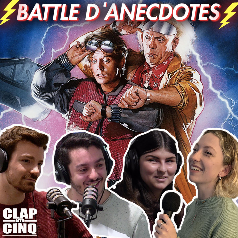 BATTLE D'ANECDOTES - Secrets de tournages (Matrix, Django Unchained, Jurassic Park...)