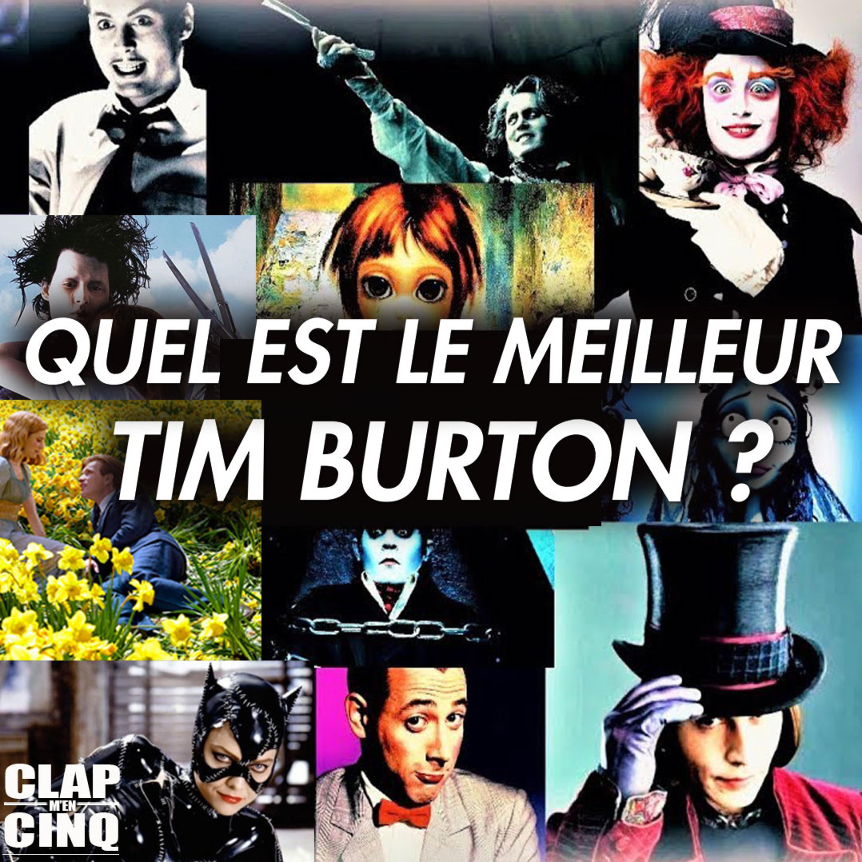 TIM BURTON: VOS 3 FILMS PRÉFÉRÉS - Le Débat (Big Fish, Charlie et la chocolaterie, Beetlejuice, Batman)
