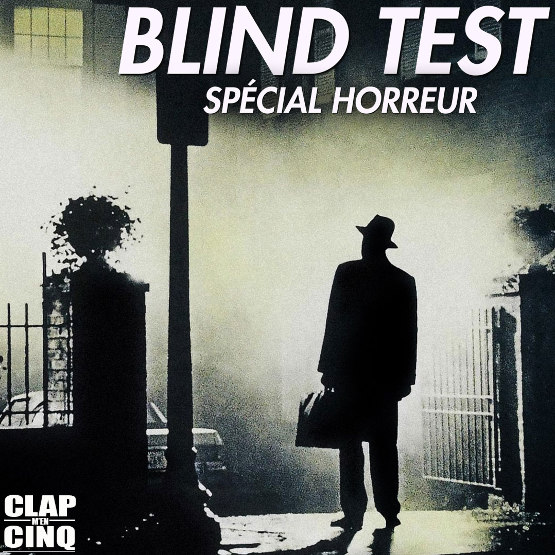 BLIND TEST SPÉCIAL FILMS D'HORREUR (Halloween, Ça, Conjuring...)