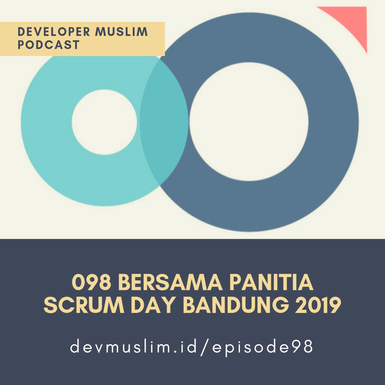 098 Bersama Panitia Scrum Day Bandung 2019