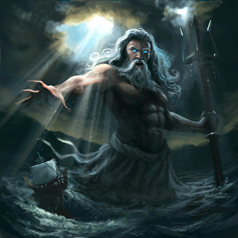 35: Poseidon: Olimpos'un kabadayısı