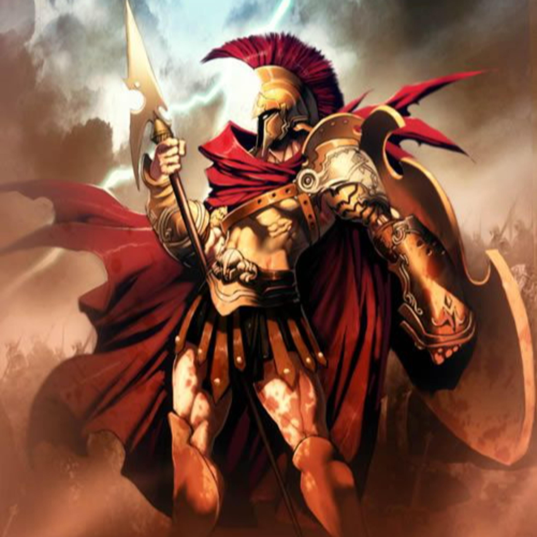 36: Ares- Kan içici savaş tanrısı