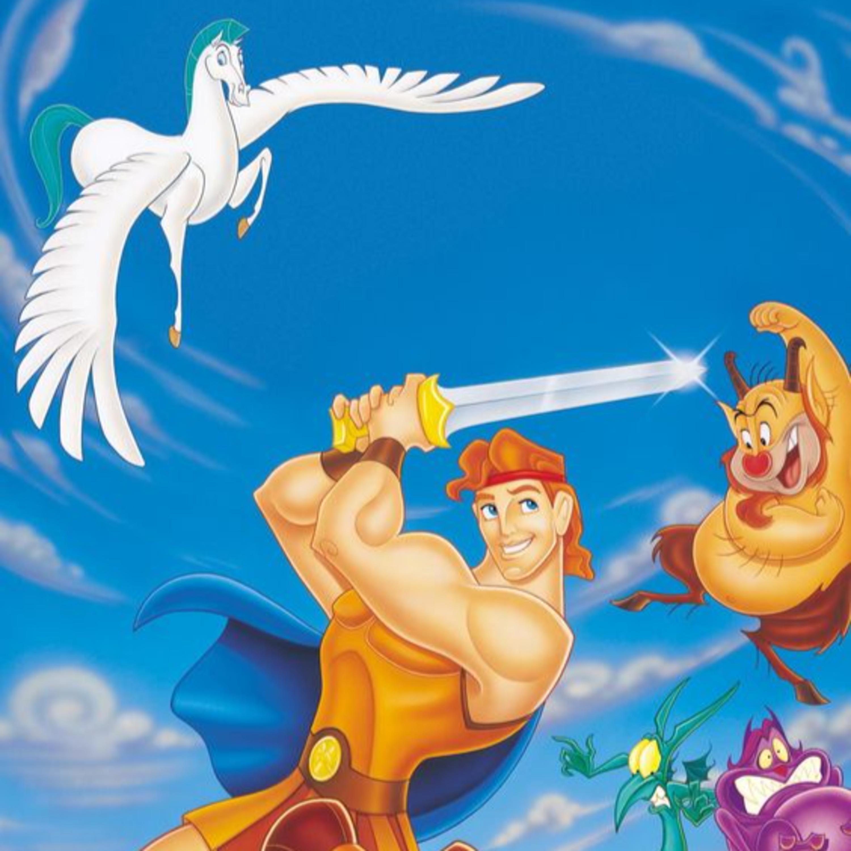 37: Herakles'in 12 zorlu görevi