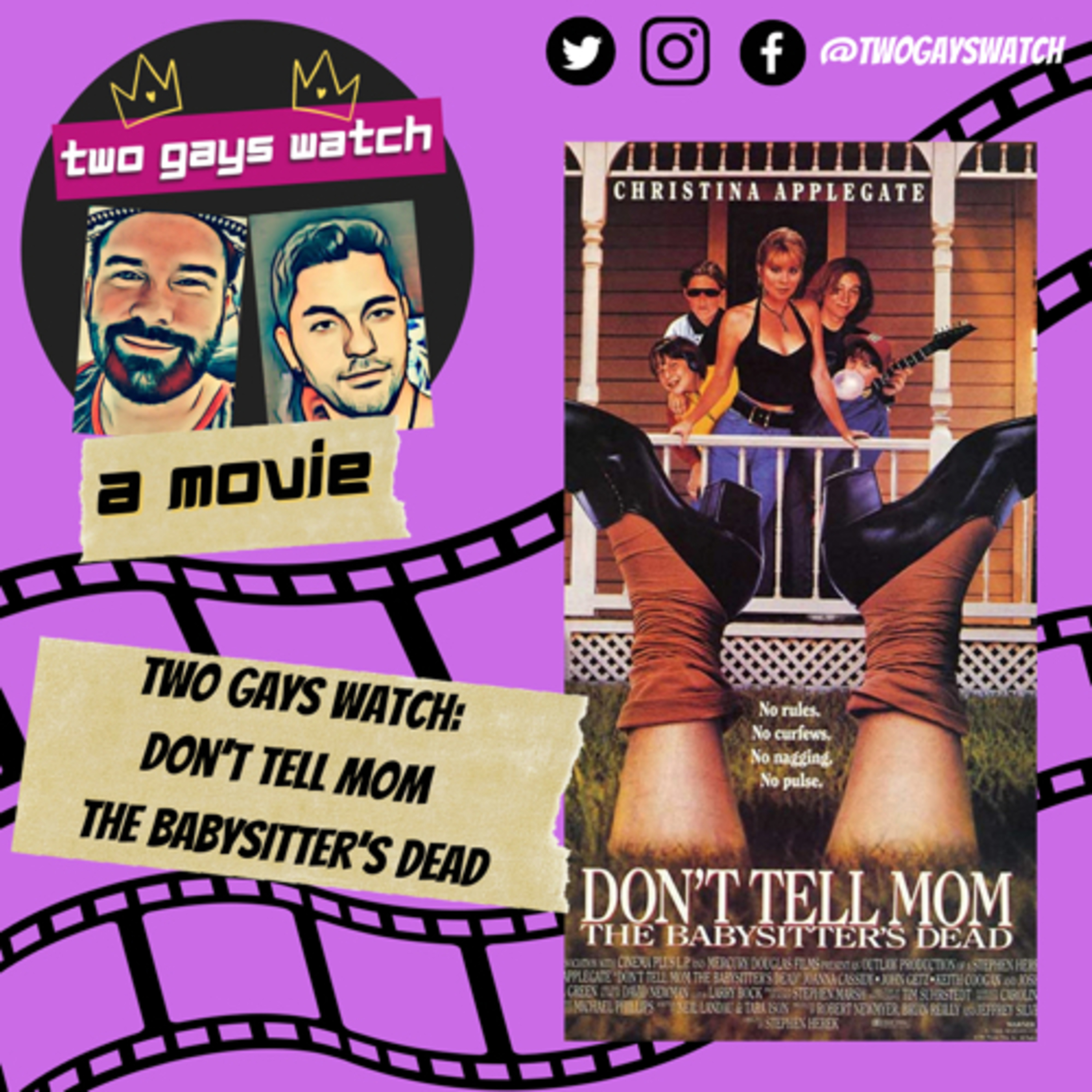 32. Two Gays Watch: Don't tell Mom the babysitter's dead (1991)