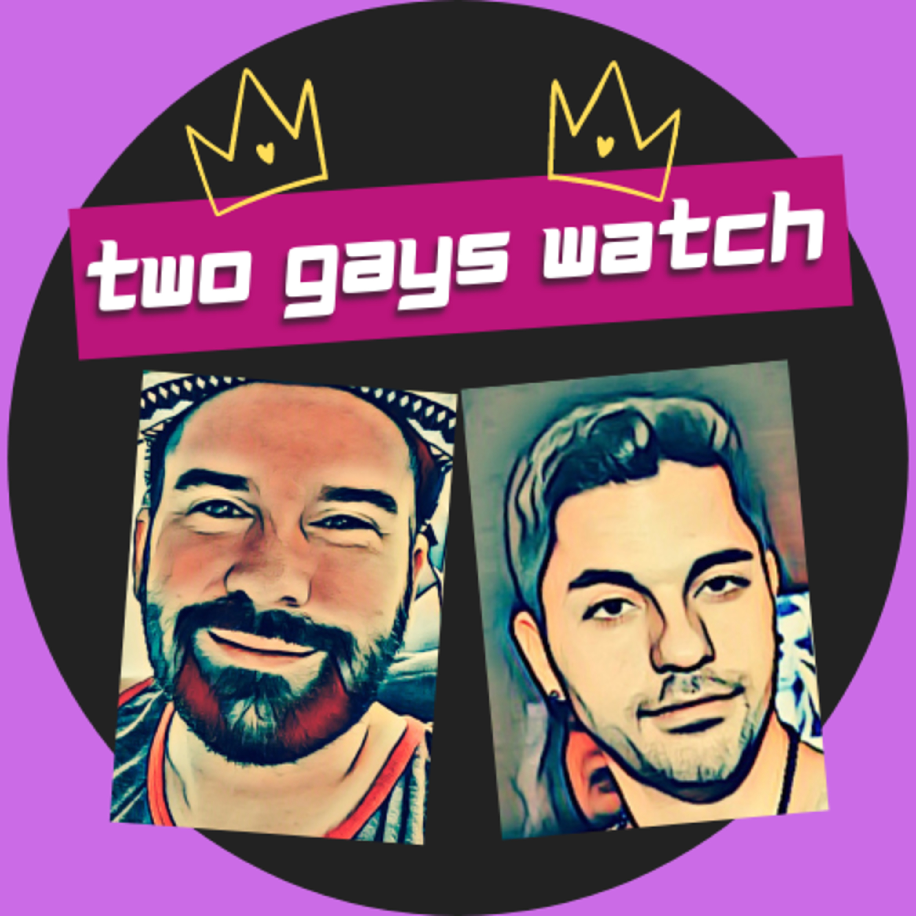 34. An official announcement from The Two Gays!