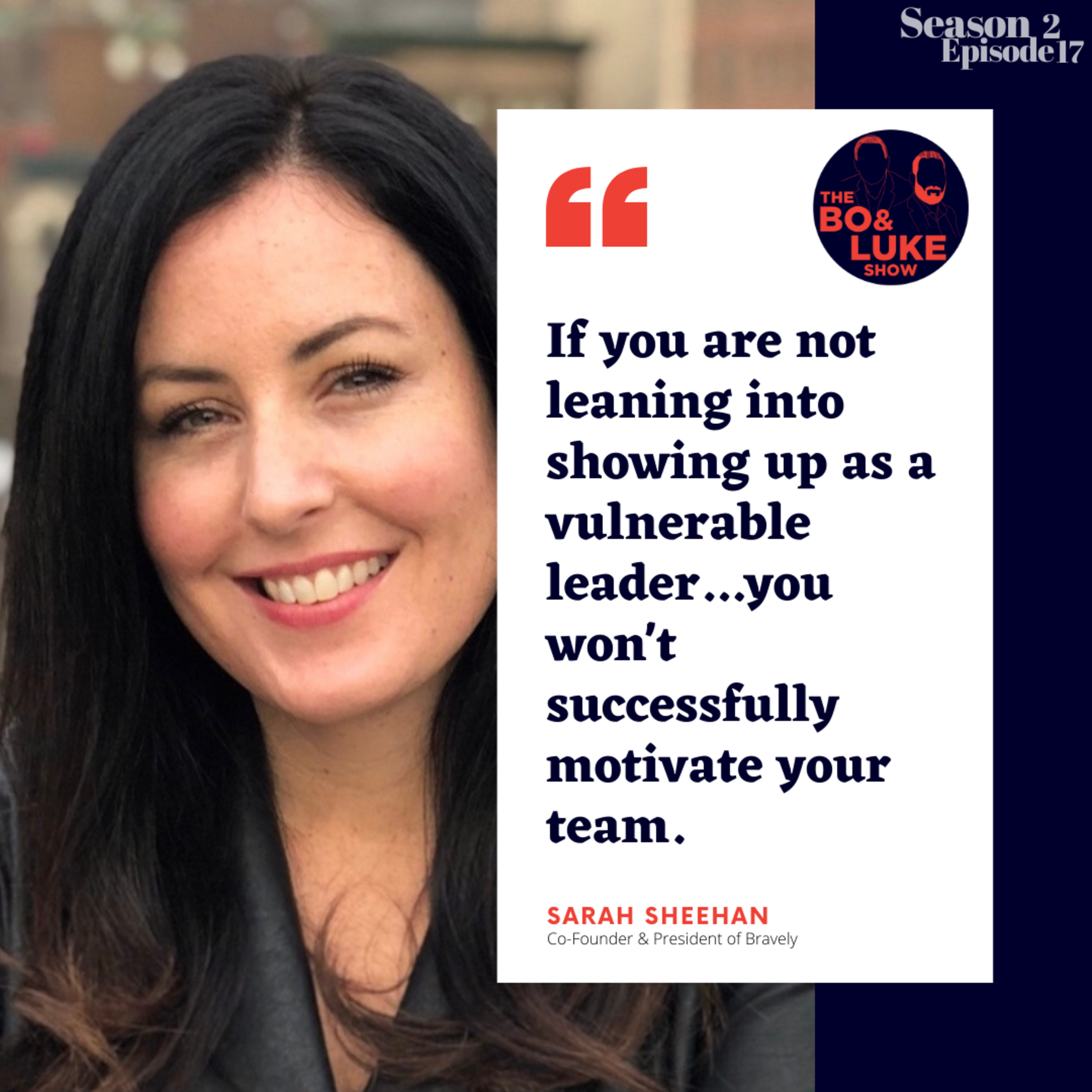 #47 - S2E17 - Make Life at Work Better for Everyone with Sarah Sheehan