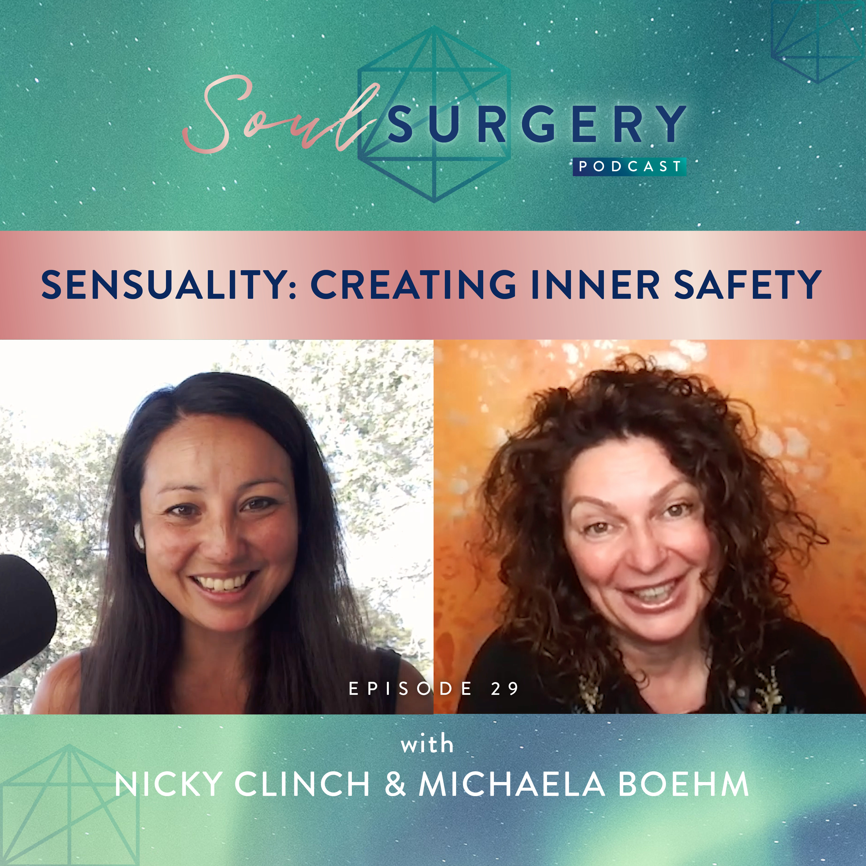 Sensuality: Creating Inner Safety with Michaela Boehm