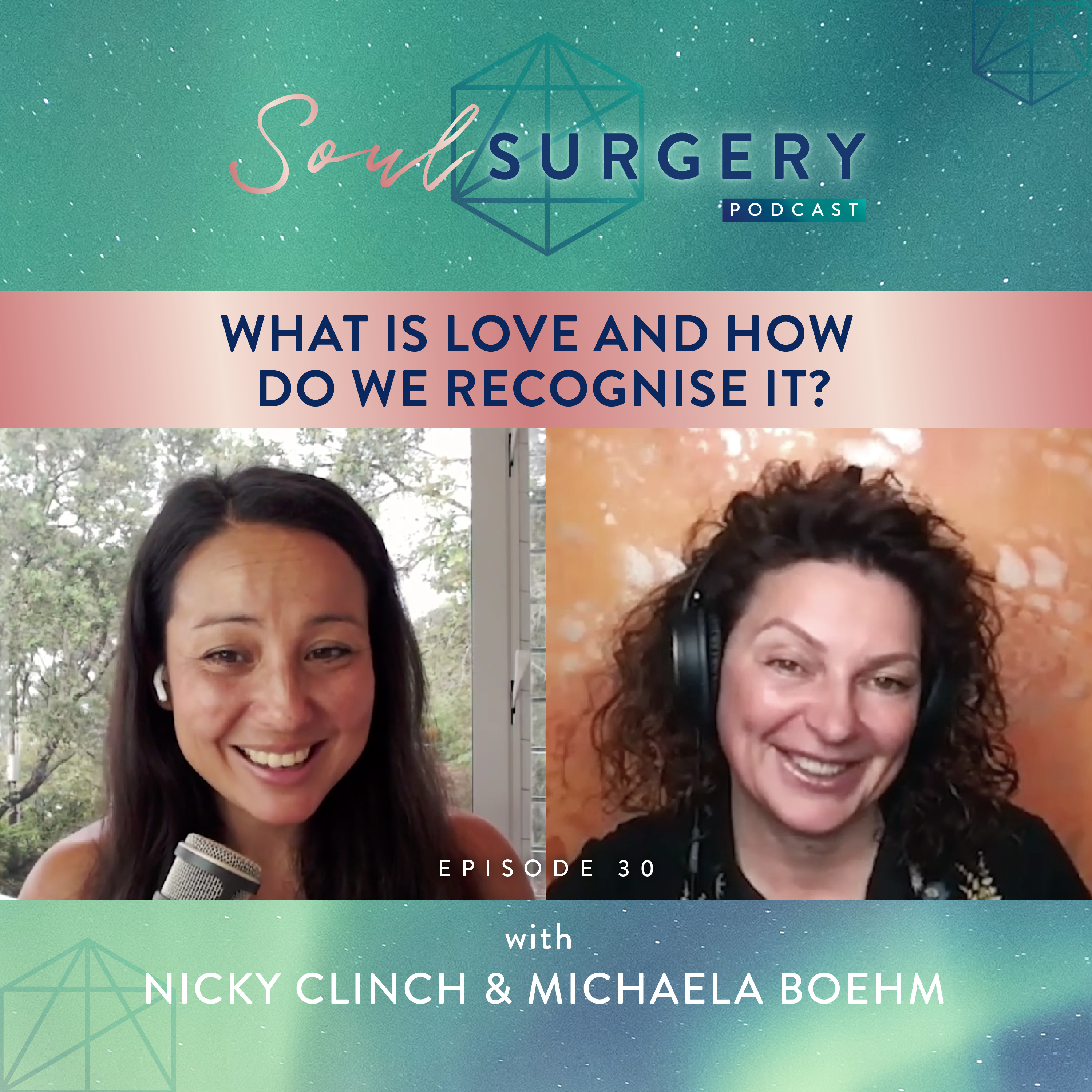 What is Love and how do we recognise it with Michaela Boehm
