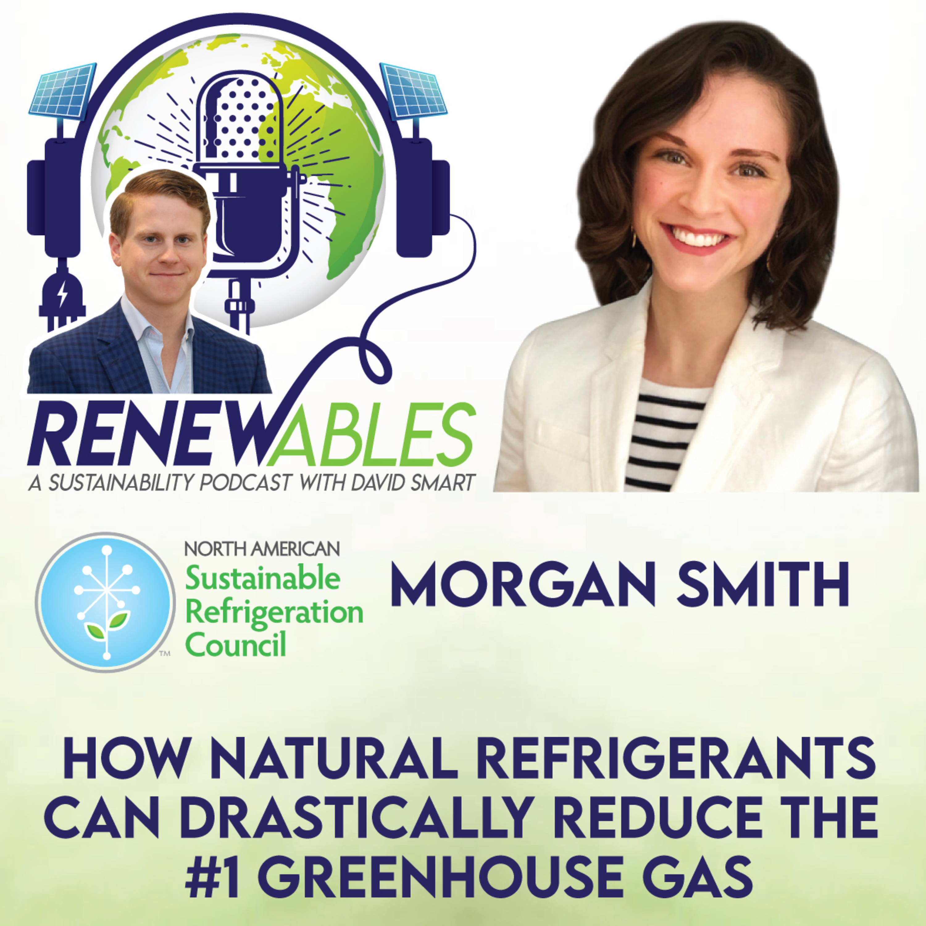 RENEWables Podcast: How Natural Refrigerants Can Drastically Reduce the #1 GHG