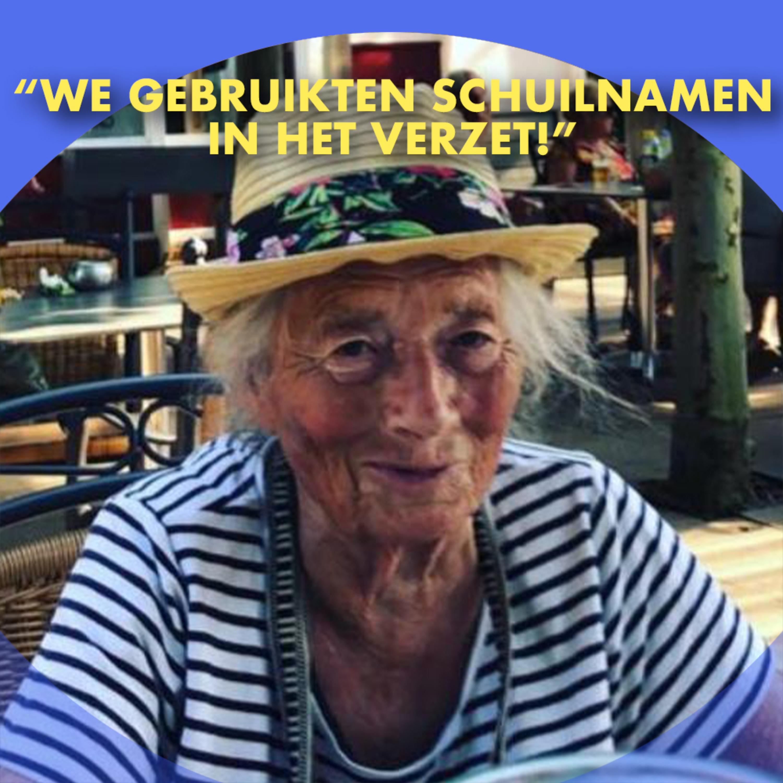 Hansje (95) over het VERZET in de TWEEDE WERELDOORLOG! | Held in Eigen Verhaal S1E23
