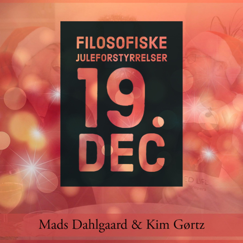 Filosofiske juleforstyrrelser 19. december - om ubesværet