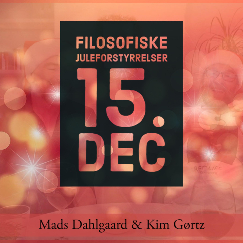 Filosofiske juleforstyrrelser 15. december - om ansvar