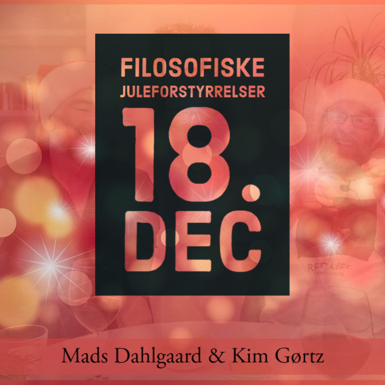 Filosofiske juleforstyrrelser 18. december - om frihed