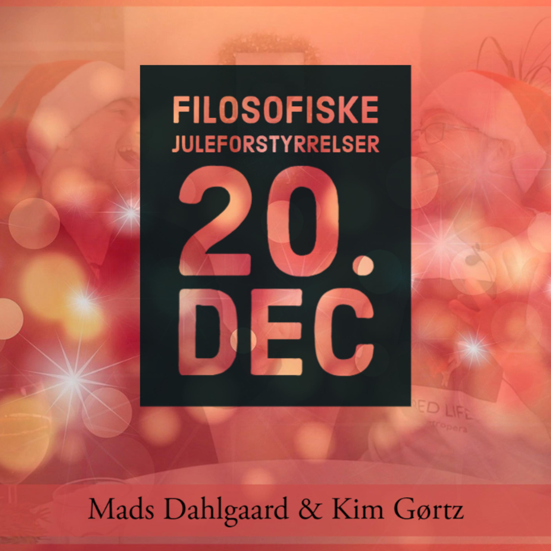 Filosofiske juleforstyrrelser 20. december - om salighed