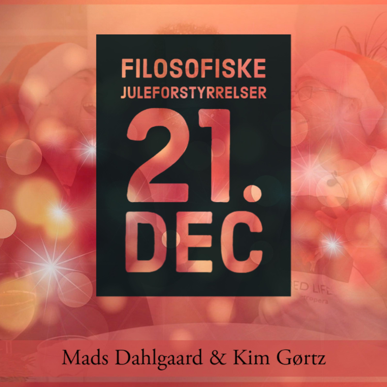Filosofiske juleforstyrrelser 21. december - om lidenskab