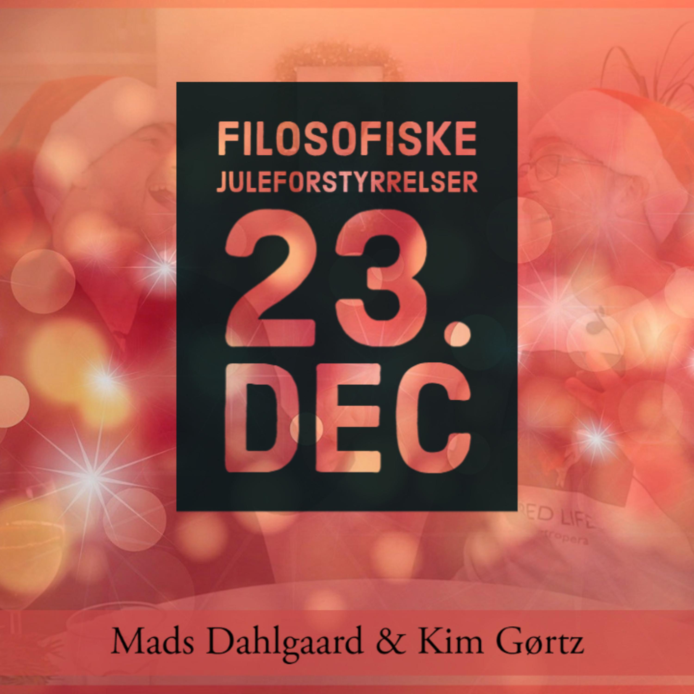 Filosofiske juleforstyrrelser 23. december - om at være hjemme