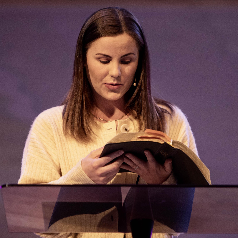 Vid Jesu fötter - Matilda Bladh