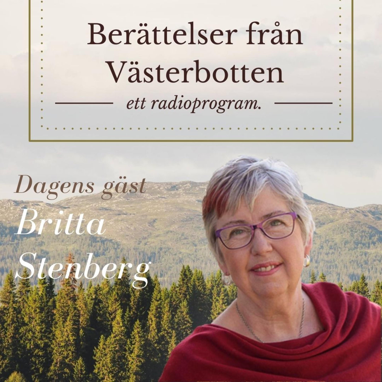 """""""Växeltelefonisten"""" med Britta Stenberg"""