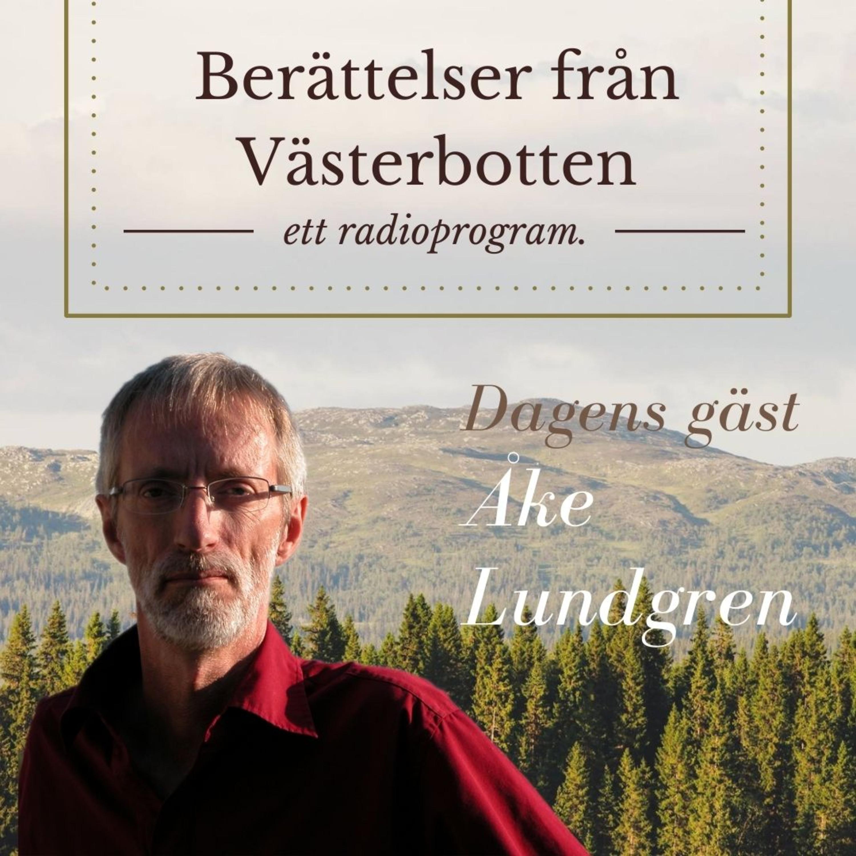 """""""Att skapa och att älska"""" med Åke Lundgren"""