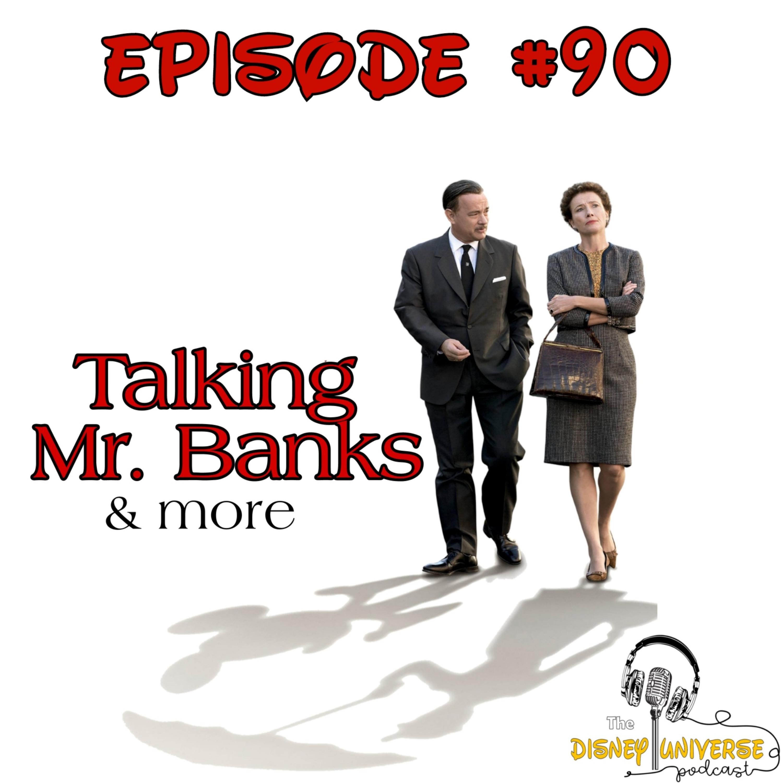 Talking Mr. Banks